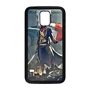 DIY Printed Assassin's Creed2 hard plastic case skin cover For Samsung Galaxy S5 SNQ902810