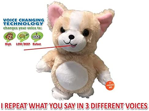 Sloth Mindscope Babble Budz Mimicking Animatronic Furry Friends Plush Toy with 3 Voice Filters