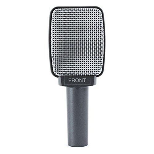 Sennheiser Supercardioid Dynamic Mic - Sennheiser E609 Silver Super Cardioid Instrument Microphone