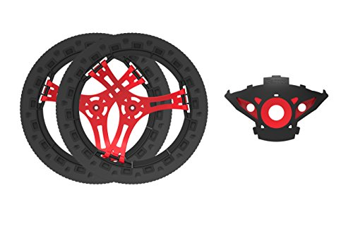 Parrot MiniDrone Jumping Sumo - Customization Kit - Black