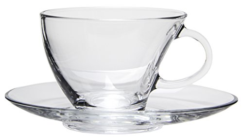 expresso clear cups - 9