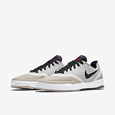 74ee21c2a08ab Amazon.com: New Nike SB Paul Rodriguez 9 Elite Size 8 White/Obsidian ...