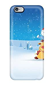 Brand New 6 Plus Defender Case For Iphone (2011 Merry Chirstmas)