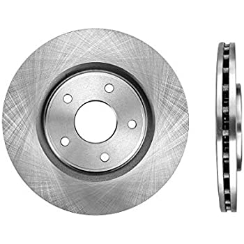 Detroit Axle 320mm 12 60 Premium FRONT Brake Rotors for Kia optima