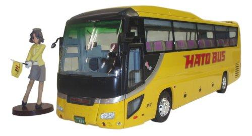 フジミ模型 1/32 BUS-SP1 はとバス いすゞガーラ/バス娘 太田ぴあのの商品画像