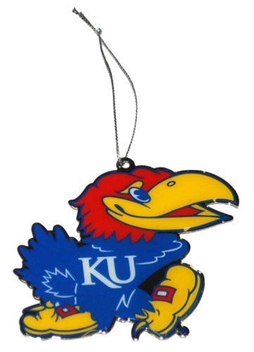 Kansas Jayhawks Prographs Collectors Edition KU Logo Christmas Ornament Magnet