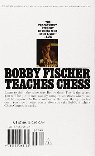 Review Bobby Fischer Teaches Chess