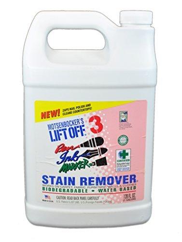 - Lift Off #3 Pen, Ink, Marker, and Graffiti Remover (1 Gallon/128 Oz.)
