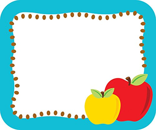 Apple Labels - Apples Name Tags