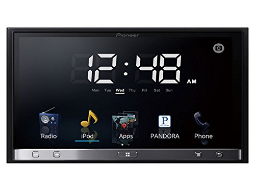 amazon com pioneer sph da100 appradio car stereo with iphone 4 app rh amazon com Set Clock Pioneer Radio Manual Set Clock Pioneer Radio Manual