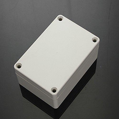 Wasserdicht ABS Kunststoff elektronische Box weiß Fall 6 Größe (Größe: 158 * 90 * 60mm)