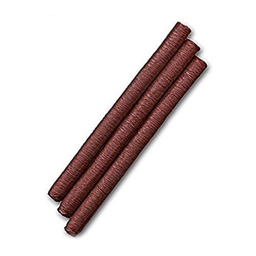 TSM Mahogany Collagen Sausage Casings, 21mm (7/8'')