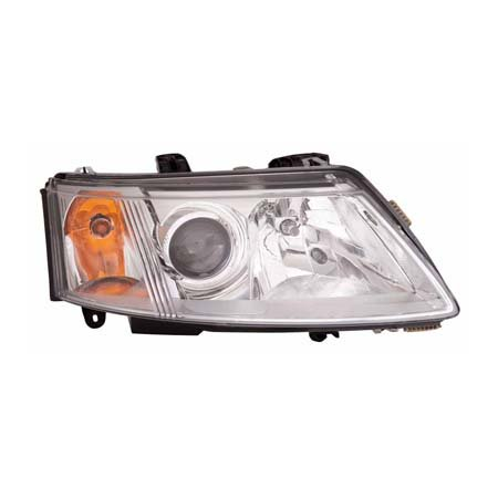 Fits Saab 93 Sedan 2003-2007/Coupe 2004-2007 Headlight Assembly Passenger Side