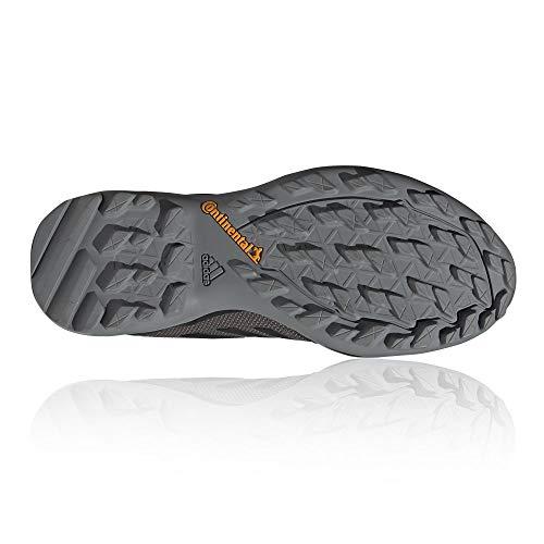 Senderismo Zapatillas W Para Adidas Gris Ax3 Gtx De Terrex Mujer wAYqS