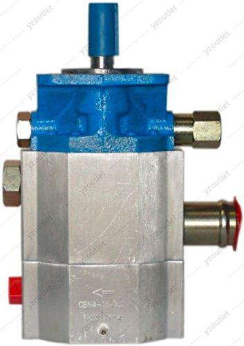 (Hydraulic Gear Pump - 11 GPM, 2-Stage (Brand New))