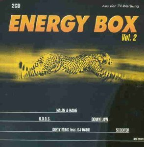 Feel The Energy  Compilation Cd  31 Tracks