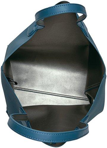 Klein Bay Lead Bay Tote Reversible Silver Blue Blue Anne PdgqP