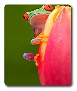 customized mouse mats Frog 2 Animal PC Custom Mouse Pads / Mouse Mats Case Cover