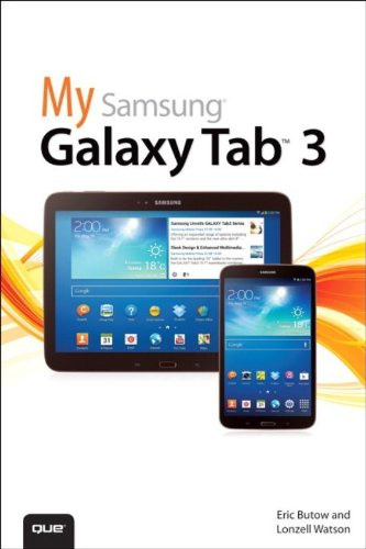 Price comparison product image My Samsung Galaxy Tab 3