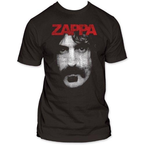 Impact Men's Frank Zappa Photo Jersey T-Shirt Impact Merchandising FZ10