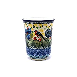 Polish Pottery Mug – 16 oz. Bistro – Unikat Signature U4512