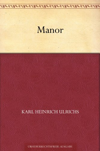 Manor (German Edition)