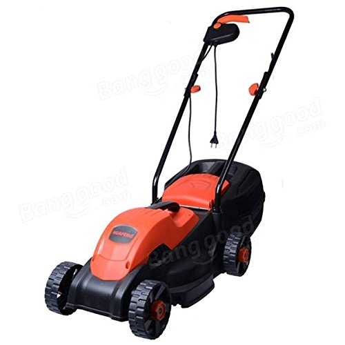 BODA 110V 1200W Electric Lawn Mower Hand-push Gardening Grass Trimmer Weeding Ma by Freelance Shop Home and kitchen