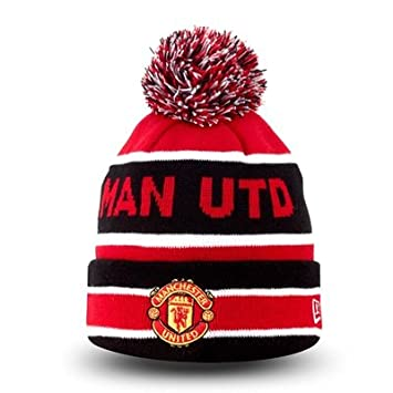 Manchester United New Era Basic Jake Hat - Red - Adult  Amazon.co.uk   Sports   Outdoors b42f2567659