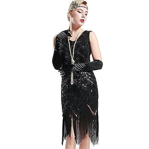 Roaring 20s Style Dress