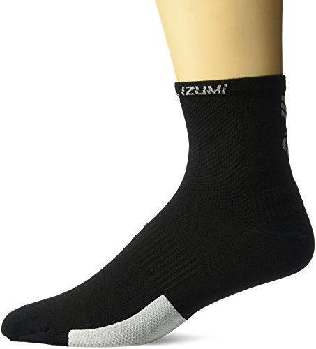 Pearl iZUMi Elite Sock, Pi Core Black, Large