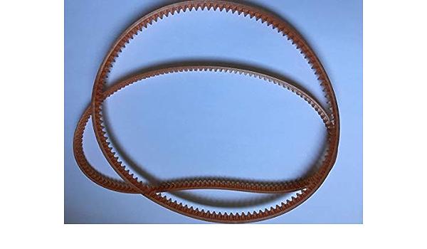 D/&D PowerDrive G22 Gulf Oil CO Replacement Belt Rubber