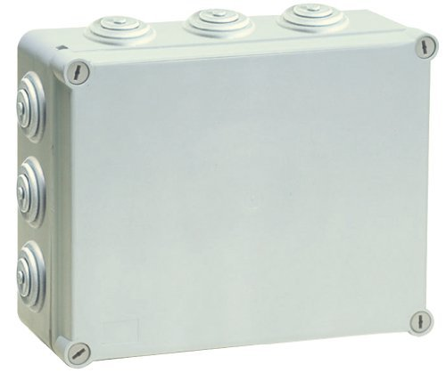 Abzweigdose Kunststoffgeh/äuse Installationsgeh/äuse Leergeh/äuse Industriegeh/äuse 380x300x120mm Verteilerkasten Schaltschrank JS7430