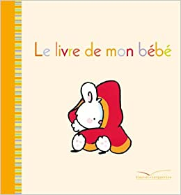 Petit Lapin Blanc Mon Livre De Bebe English And French