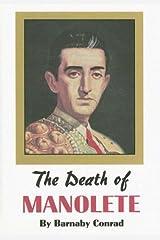 The Death of Manolete Paperback