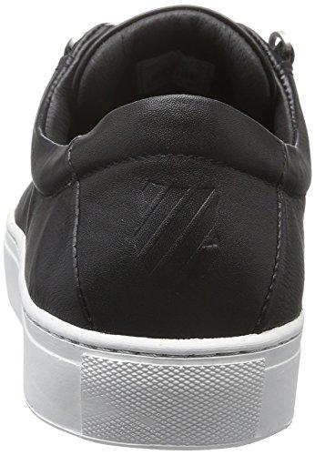 K-Swiss Court Classico, Zapatillas para Hombre Negro (Black/Off White)