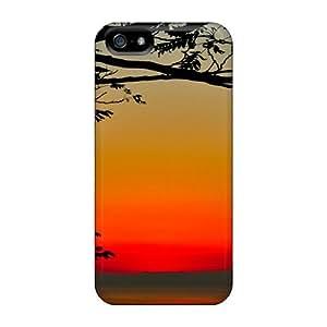 XiFu*MeiFashionable YcU5145eqjn Iphone 5/5s Case Cover For Framed Dusk Protective CaseXiFu*Mei