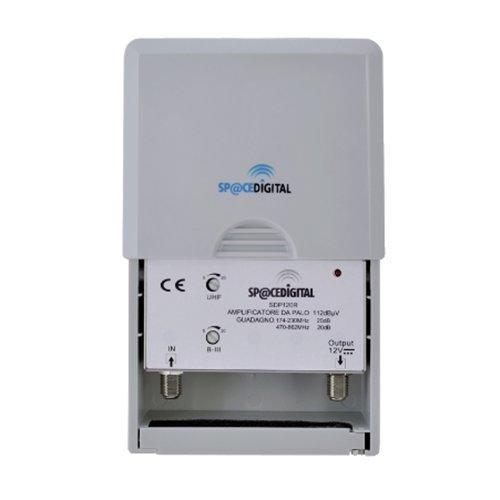 GBC, Amplificatore Da Palo 1 Ingresso Log/Iii/Iv/V 58077805