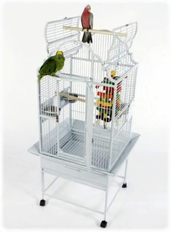 A E Cage 24 x22 Opening Victorian Top Cage