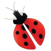 Beistle 54226 Nylon Ladybug, 10-Inch