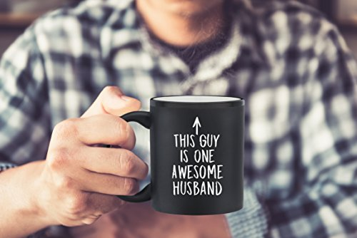 One Awesome Husband Funny Coffee Mug Great Birthday Gift
