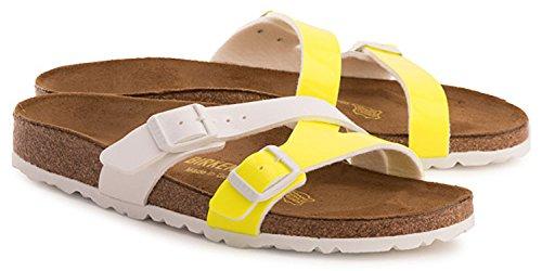 Sandali Yao Birkenstock 025423 Yellow (35-41)