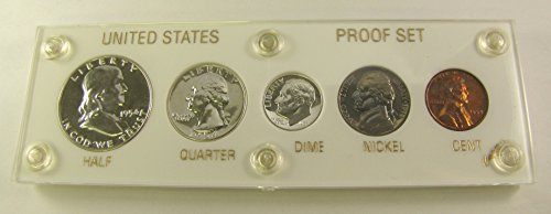 1954 United States Proof Set - Mint Us 1954 Proof Set