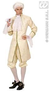 Disfraz de Casanova de lujo para hombre