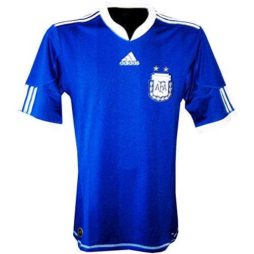 Argentina Away Short Sleeve Jersey, Collegiate Royal, ()