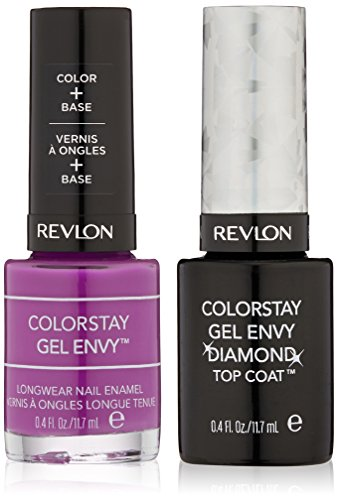 Revlon ColorStay Gel Envy Value Packs, Up The Ante + Top Coat