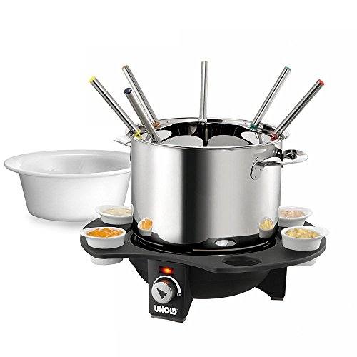Unold 48645 Fondue Elegance by Unold