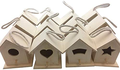 Oojami Design Wooden Birdhouses House product image