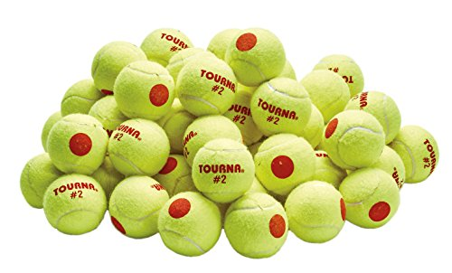 Tourna Low Compression Stage 2 Tennis Ball