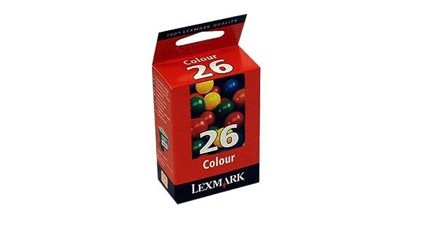 Lexmark X1190 impresora cartucho de tinta Original - color: Amazon ...