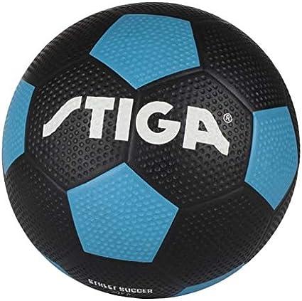 STIGA Pelota de futbol Street Soccer 5: Amazon.es: Deportes y aire ...